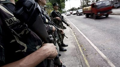 Bomb threat looms over southern Philippines