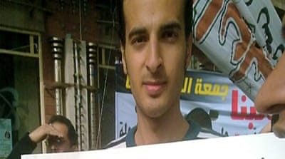 Egyptian blogger jailed for three years