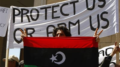 Libyan rebels struggle to pay wages