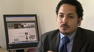 Egyptian blogger's arrest stirs doubts