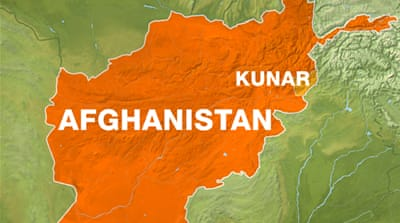 Suicide bomber kills six in Afghanistan