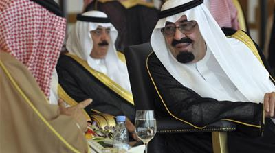 Saudi Arabia's counter-revolution