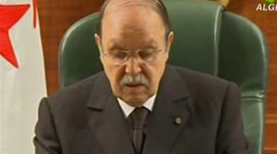 Algerian president 'to amend constitution'