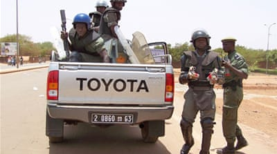 Burkina Faso traders riot over lootings