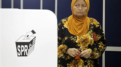 Malaysia's ruling coalition wins key election