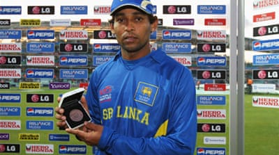 Sri Lanka appoint new captain
