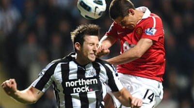 United held at Newcastle
