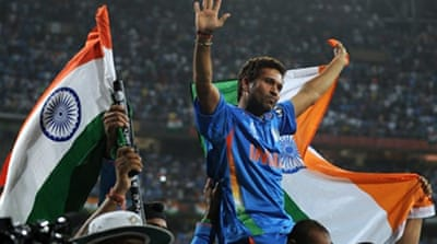 In Pictures: Cricket World Cup final