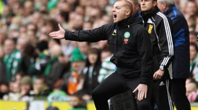 Parcel bombs sent to Celtic manager