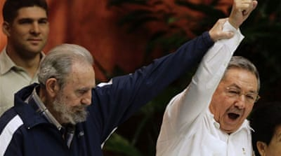 Tearful farewell for Cuba's Fidel