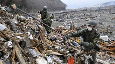 Japan: Reeling from triple disasters