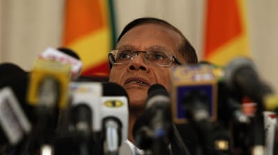 Sri Lanka warns UN on war-crimes report
