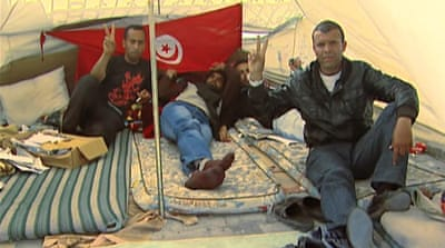 Problems linger despite Tunisian revolution