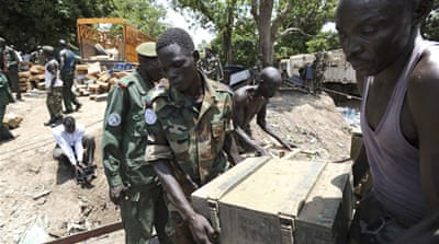 Dozens killed in south Sudan clash