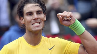 Nadal wins sixth Barca Open title