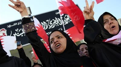 Bahrain arrests opposition politicians