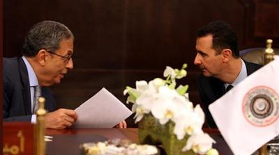 Syria's 'spring' toward democracy