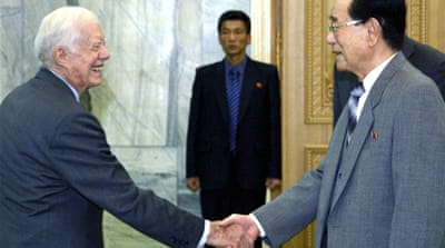 'N.Korea seeks guarantees for nuclear talks'