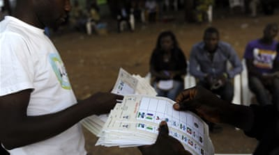 Nigeria's PDP struggles in state polls