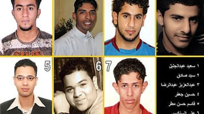 Bahrain court upholds death sentences