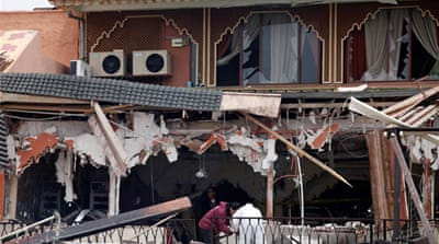 Deadly blast devastates Marrakesh cafe
