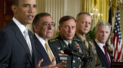 Obama nominates US national security team