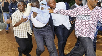 Uganda politician's arrest sparks deadly riot