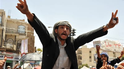 Hundreds wounded in Yemen protests