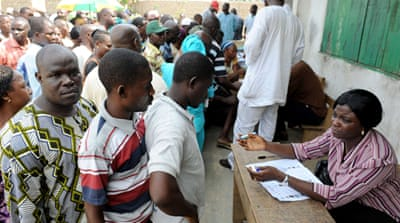 Nigeria elections postponed for second time