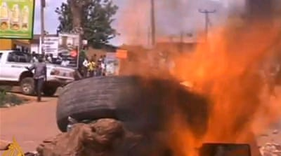 Uganda riots over soaring food prices