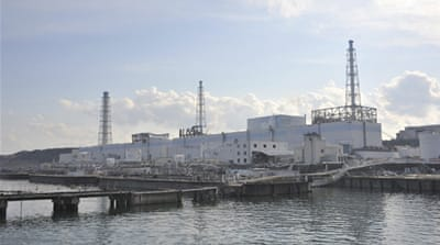 Japan mulls huge sheet for nuclear plant