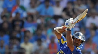 Sangakkara quits ODI captaincy