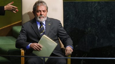 Ex-Brazilian president Lula has throat cancer