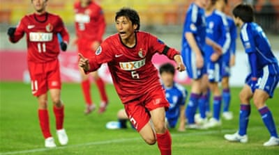 Japan bounce back in Asia