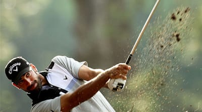 McIlroy, Quiros top leaderboard at Masters
