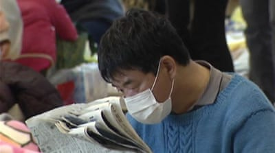 Japan aftershock raises fears