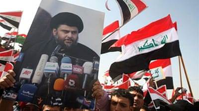 Sadr calls for an end to 'US occupation'