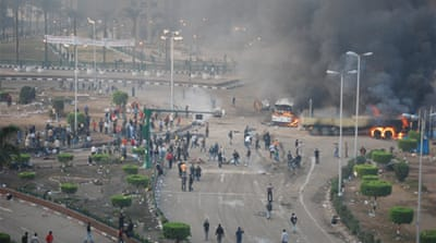 Egypt army to 'use force to clear protesters'