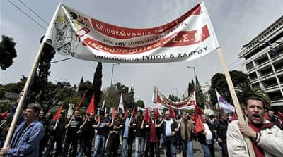 Workers demand better jobs on May Day