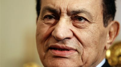 Mubarak to be tried for deaths of protesters