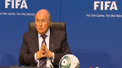 Blatter launches defence amid fresh claims