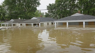 Tennessee hit by worst floods in decades