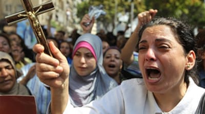Egypt's clash of religions