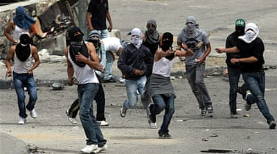 Clashes in East Jerusalem ahead of Nakba day