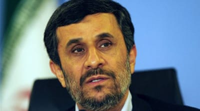 Ahmadinejad oil ministry move 'illegal'