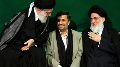 Iranian 'feud': Much ado about nothing?
