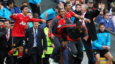 United: Champions once more