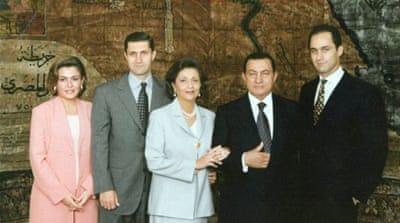 profile gamal mubarak news al jazeera
