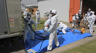 Third worker dies at Japan nuclear plant