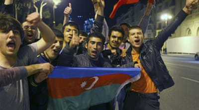 Azerbaijan claims Eurovision crown
